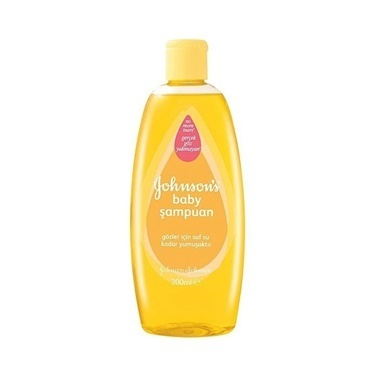Johnsons Baby  Şampuan 200ml Renksiz